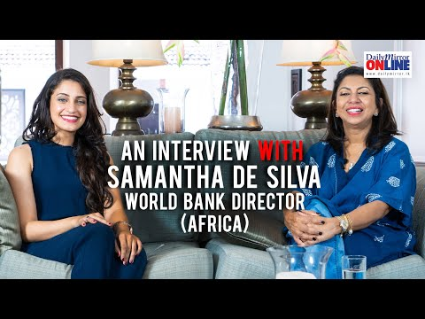 In Conversation with Hirushi Jayasena | Samantha de Silva -