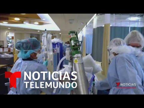 Coronavirus: temen nueva ola de contagios COVID-19 en Nueva York | Noticias Telemundoиз YouTube · Длительность: 1 мин51 с