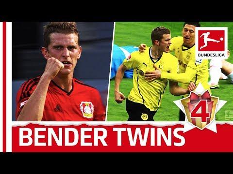 Sven & Lars Bender - Top 5 Goals - Bundesliga 2017 Advent Calendar 4