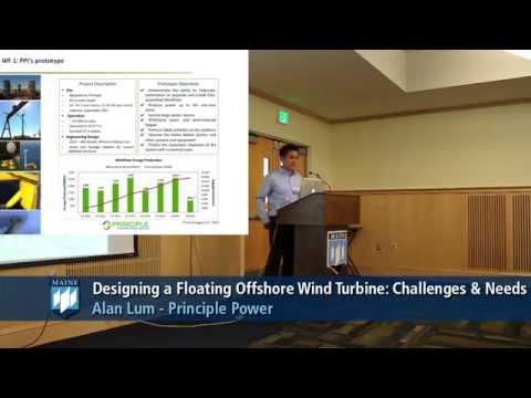 Designing a Floating Offshore Wind Turbine Platform: Challen