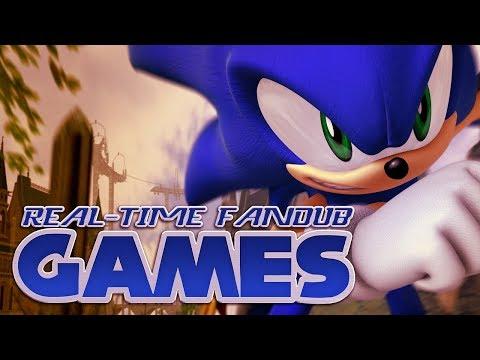 Sonic The Hedgehog 2006 Real Time Fandub Games Youtube