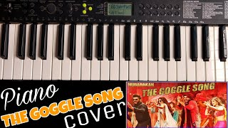 The Goggle Song Mubarakan Piano Cover Instrumental Sonu Nigam