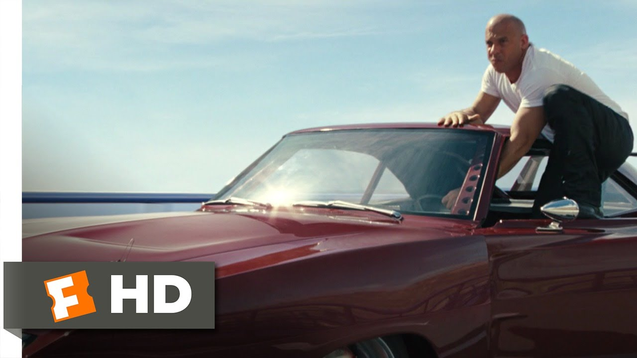 Fast Furious 6 8 10 Movie Clip Dom Saves Letty 2013 Hd