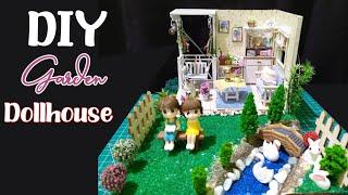 DIY Miniature Taman Rumah Boneka DIY Taman Mini Rumah Boneka DIY Fairy Garden Dollhouse DIY Miniature Fairy Garden Dalam Video kali ini merupakan ...