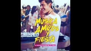 Descargar Música, Amigos y Fiesta Pelicula Completa HD