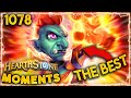 THE BEST BLAST WAVE EVER!!! | Hearthstone Daily Moments Ep.1078