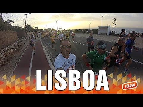 MARATONA DE LISBOA - 42 KM pela história de Portugal