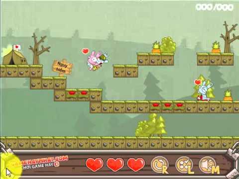 Thỏ con làm y tá 2 – Game Trí Tuệ – Gamehaynhat.com