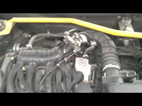 Работа двигателя на спиртовом бензине ВАЗ 16V