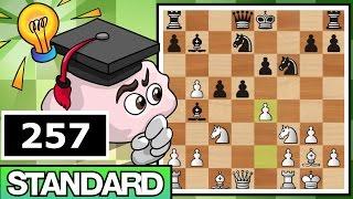 standard chess 257 im bartholomew vs zenchess nimzo indian defense