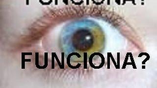 Cambiar el color delos ojos naturalmente   Cambiar el color de los ojos con musica