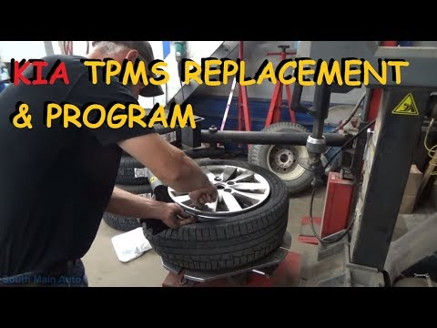 Kia TPMS - Programming
