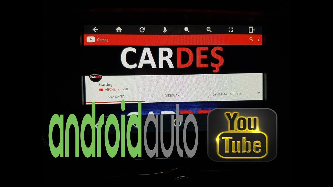 How To Install Android Auto Youtube App - Car Stream ?