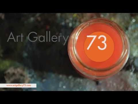 Erno Toth Interview for ArtGallery73