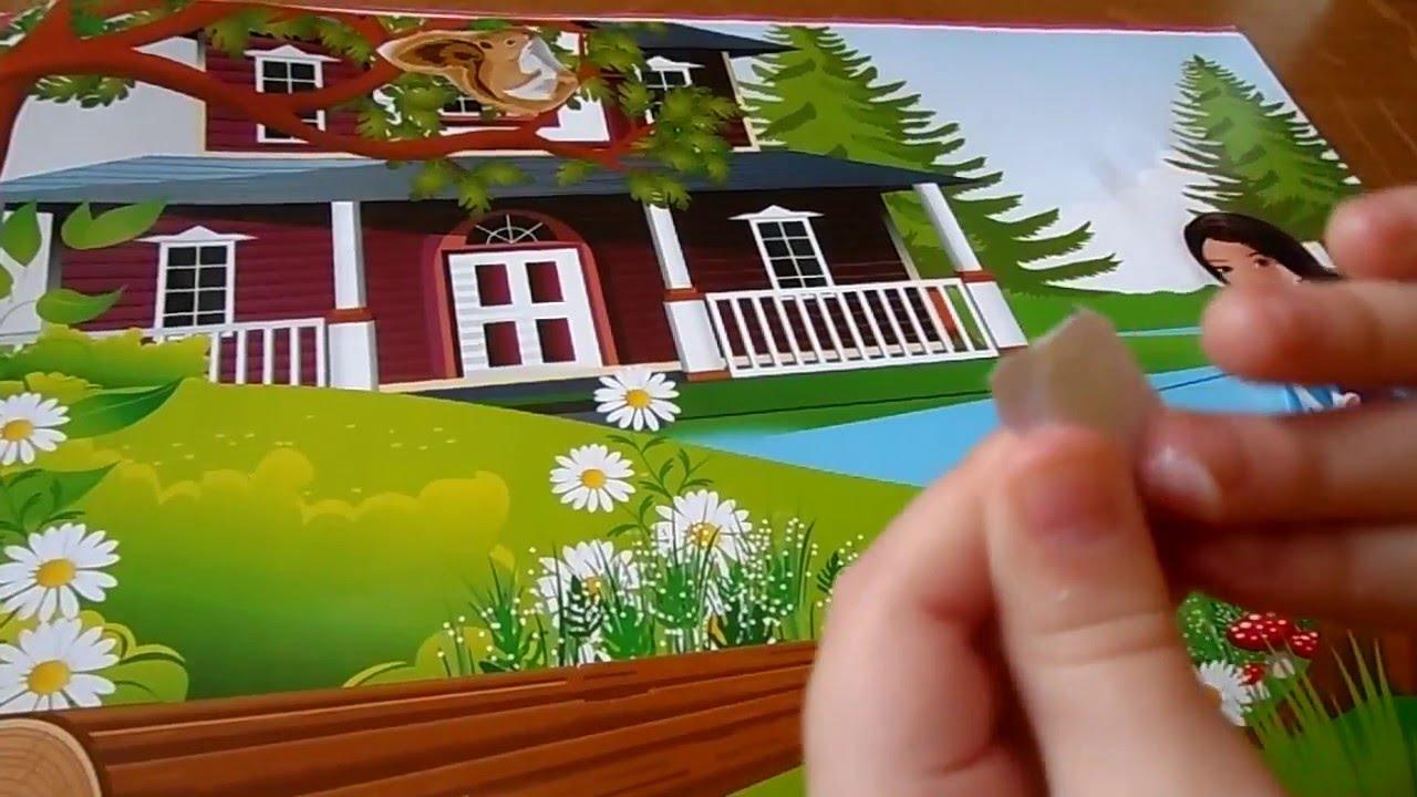 Детски картинки для детей 3 х лет