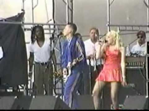 No Doubt Total Hate 95 Live