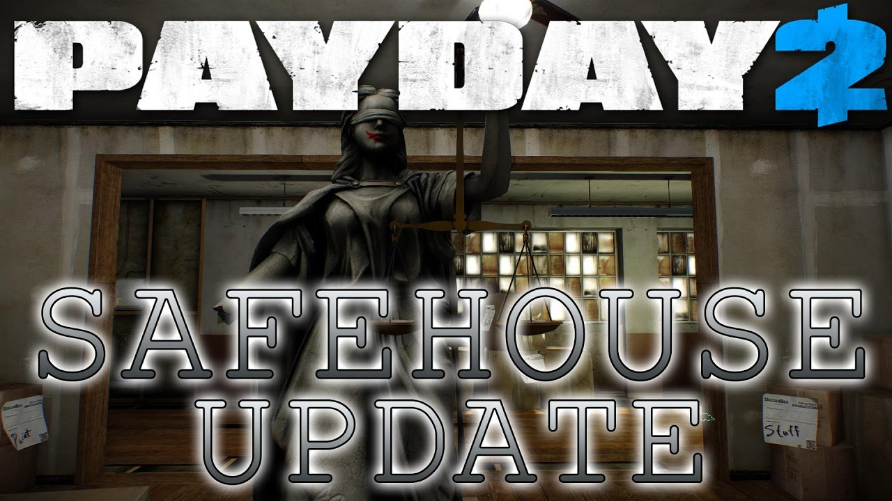 Can you get upgradable safe house on PS4? : paydaytheheist