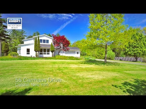 Catskill Real Estate | 55 Carmans Drive Catskill NY | Greene County Real Estate