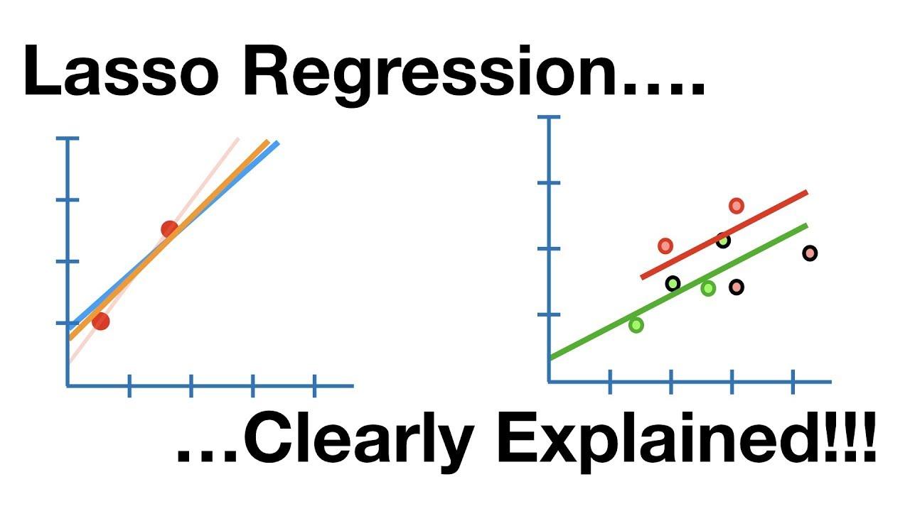 Regularization Part 2: Lasso Regression