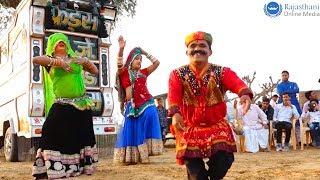 New Marwadi Dj Song 2018 | Tero bhari Chatelo Resam Ko | New Rajasthani Marriage Dance 2018