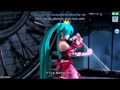 Hatsune Miku - Romeo to Cinderella (Legendado)