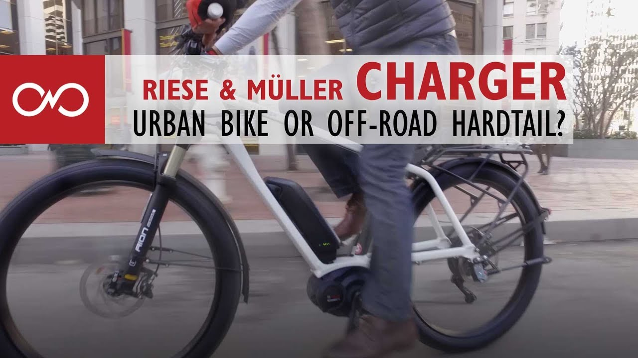 83c1d1274e0 Review: Riese & Muller Charger Bosch Electric Bike - YouTube