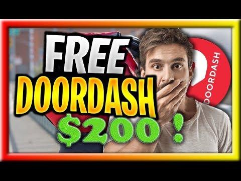 Doordash Promo Code ($200 Fast! Free Doordash Promo Code 2019)