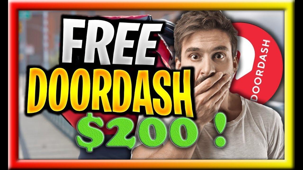 Doordash Promo Code ($200 Fast! Free doordash promo code ...