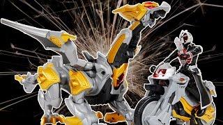 [가면라이더 위저드] DX 위저 드래곤 & 머신 윙거 장난을 변형 합체하여...