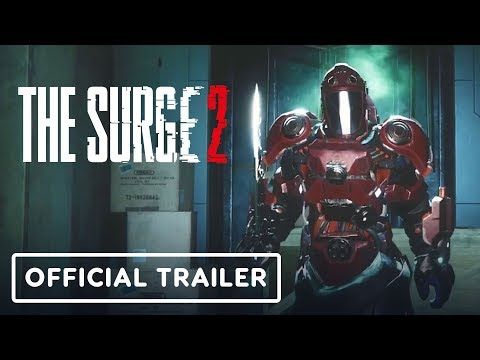 The Surge 2 - Official Gameplay Trailer