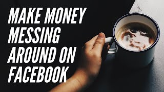Get Paid Money To Mess Around On Facebook Twitter Instagram
