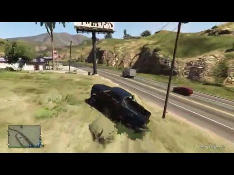 GTA V – Not paying Attention Fail