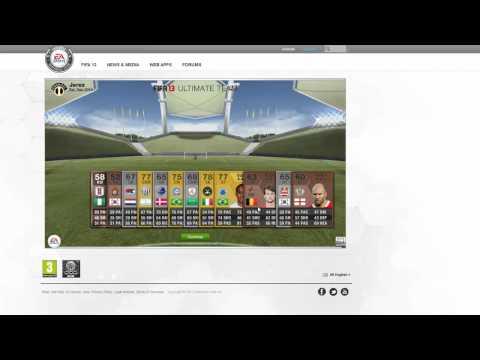 FIFA13 || El inicio + Sobres