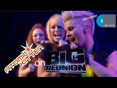 Atomic Kitten - The Tide Is High (The Big Reunion Tour)