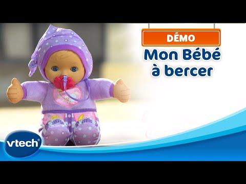 Little Love - Mon bébé à bercer | VTech