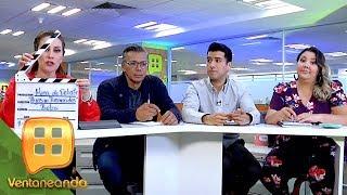 ¡AGUAS FAMOSOS! Varios han enfrentado la sorpresiva salida de HIJOS NO RECONOCIDOS. | Mesa de debate