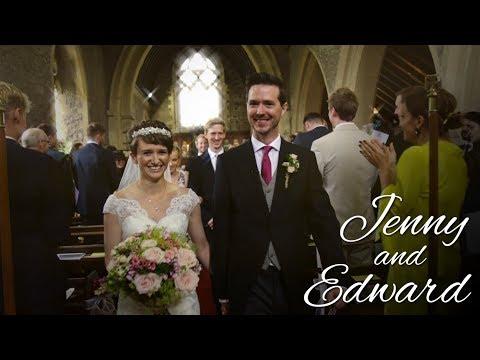 Jenny and Edward's Wedding Highlights