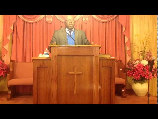 Sunday's Sermon December 13, 2020 by Bro. John T. Somerville