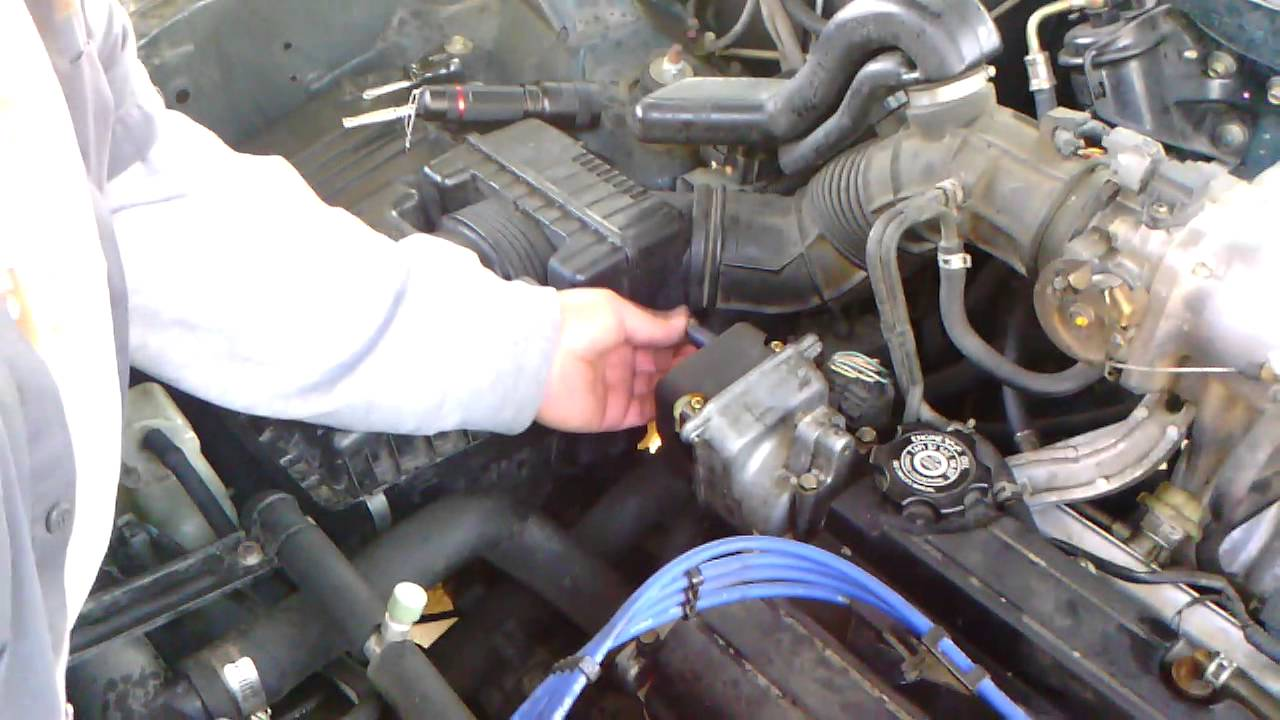 2000 Mustang Wiring Diagram 3 Way Switch 98 Honda Crv Not Start. En Español - Youtube
