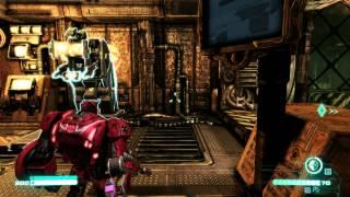 Transformers Fall Of Cybertron 變形金剛:賽博坦殞落 第四章 風暴之眼 上集
