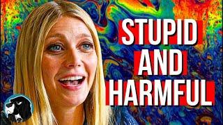 Gwyneth Paltrow's Netflix Series is Stupid and Harmful   Cynical Reviews