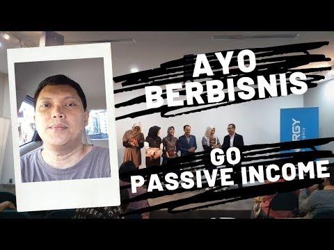 Ayo berbisnis menuju passive income - 0811 16 74 72