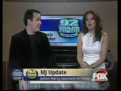 Music News with Jessica from 92 PROFM
