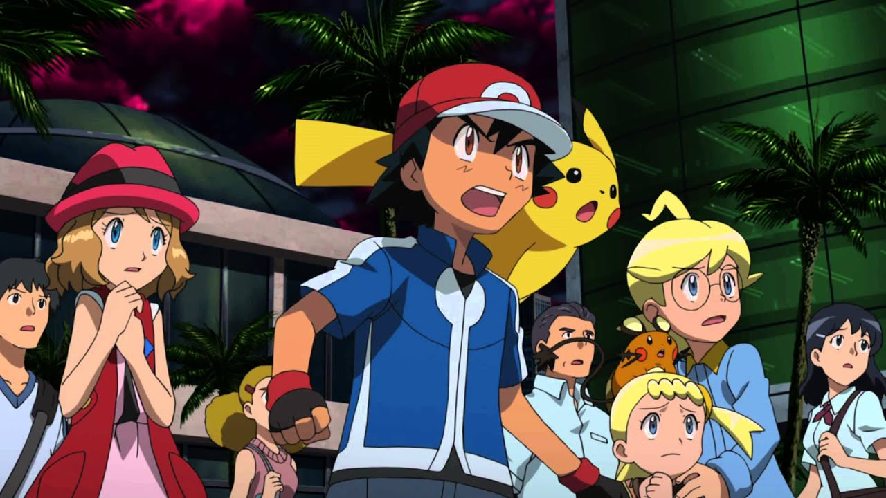 Pokemon The Movie Hoopa The Clash Of Ages Hd Teaser For New