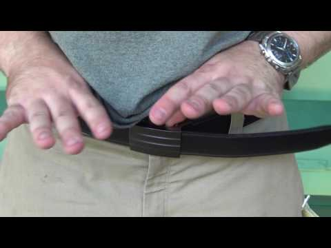 Kore Trackline EDC Belt Review