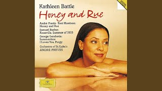 Previn: Honey and Rue - 2. Whose House Is This?