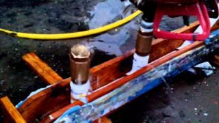 free water ram pump