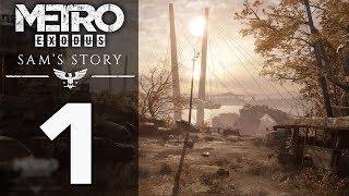 Прохождение Metro Exodus - История Сэма #1 - Хеллоу, Владивосток! [Рейнджер - Хардкор]