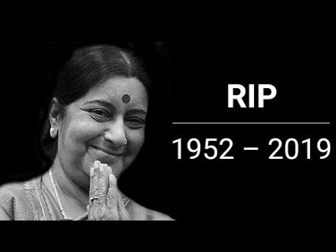 Sushma Swaraj, BJP Veteran And Former Foreign Minister, Dies At 67