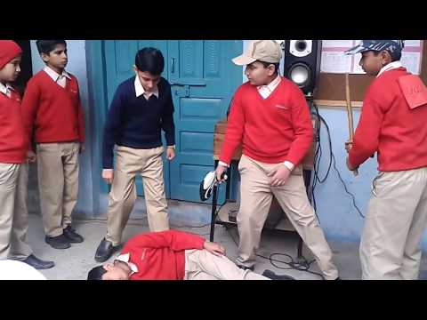 India Ja Ja Kashmir Se Nikal Ja - Students Performance